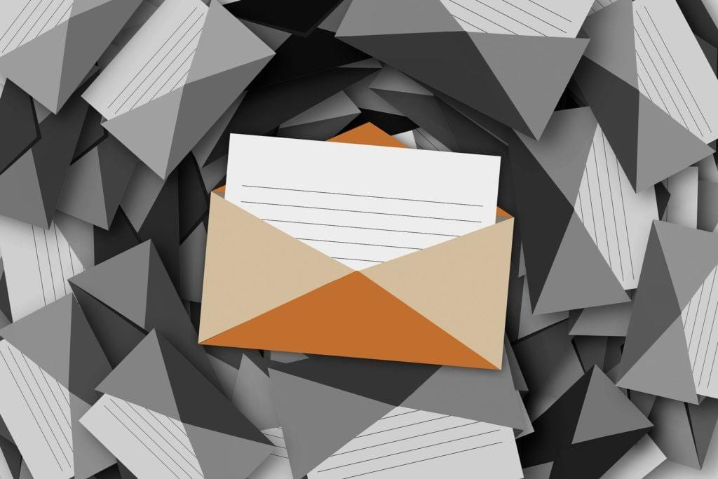 How to distribute your event press release: Build your own mailing list.