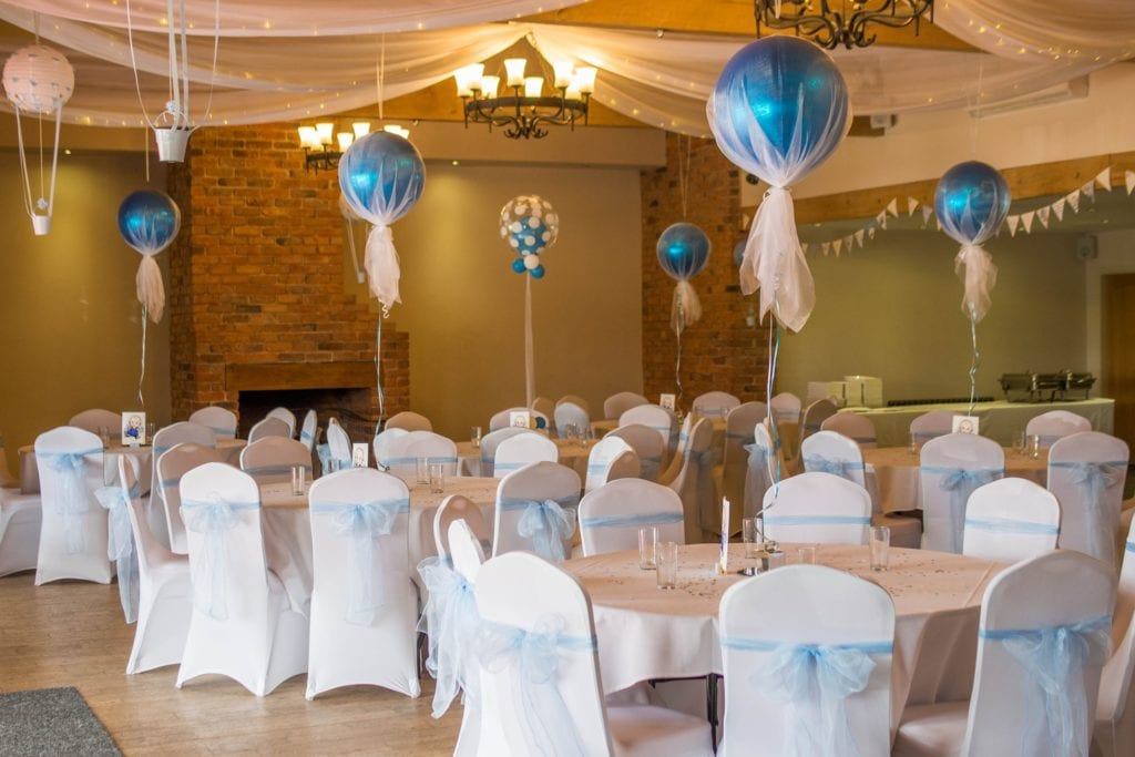 Event Decor: The right decor can make all the difference.
