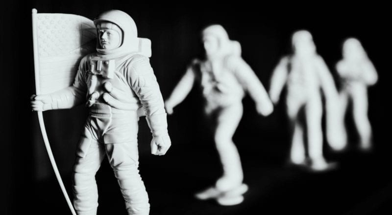 team building activities can occur in outer space, but the best ones happen on planet Earth.